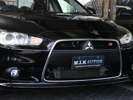 Mitsubishi Galant Ralliart Turbo
