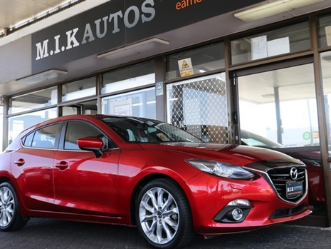 Mazda 3 SP25 SkyActiv Sports