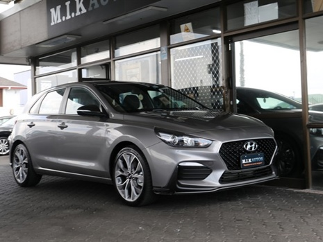 Hyundai i30 N Line Turbo 6 Speed
