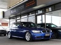 BMW 320i M-Sport Touring Wagon