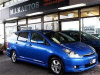 Toyota Wish XS Package 55,000KM