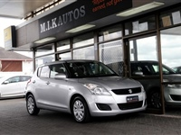 Suzuki Swift New Model