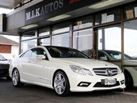 Mercedes Benz E 500 Coupe